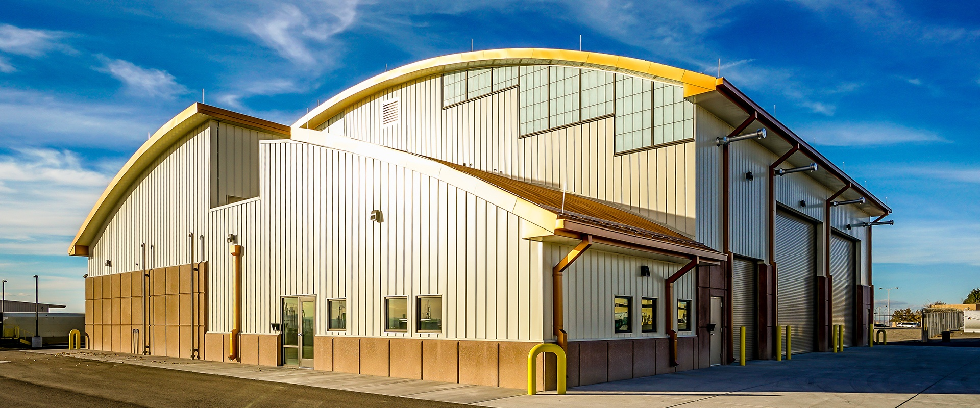 Albuquerque International Sunport Snow Barn | Richardson & Richardson Construction
