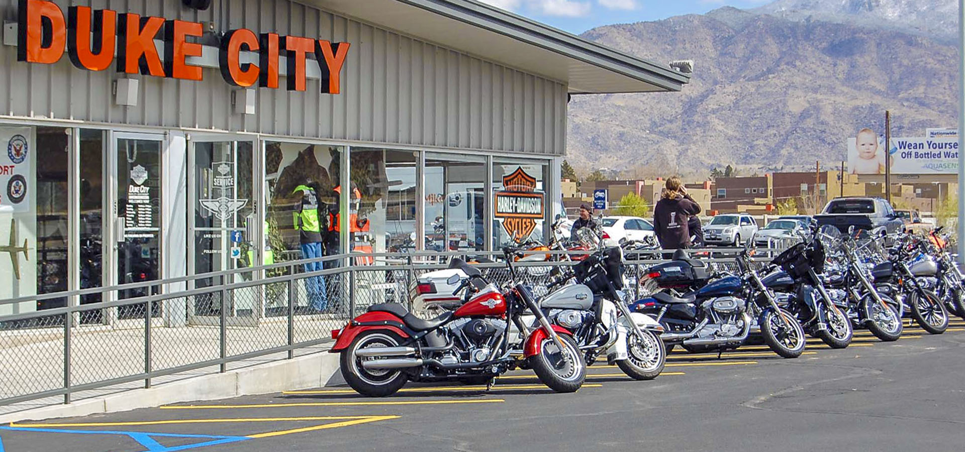 Duke City Harley-Davidson | Richardson & Richardson Construction