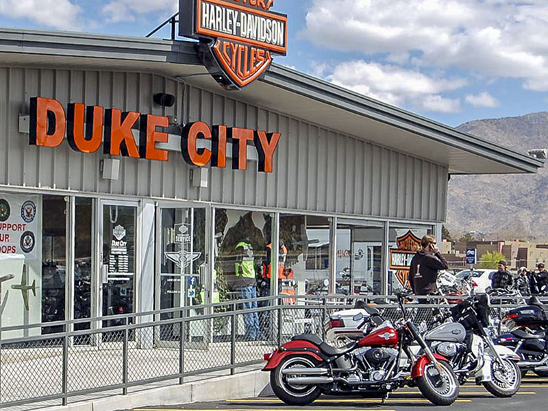 Duke City Harley | Richardson & Richardson Construction | Albuquerque, NM