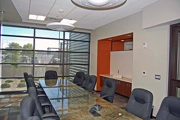Gardner Zemke Conference Room | Richardson & Richardson Construction