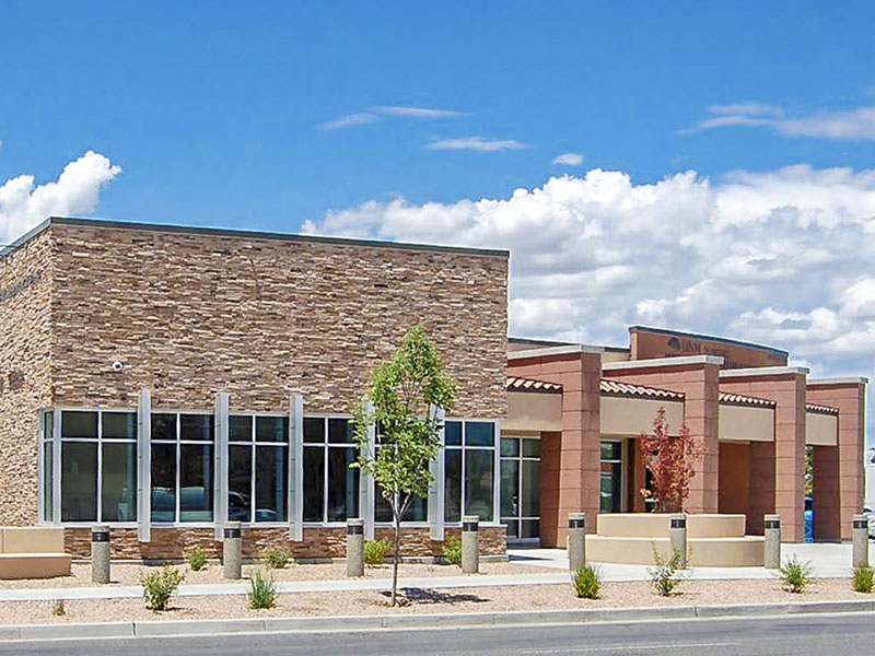 North Valley Center for Family & Community Health | Richardson & Richardson Construction | Albuquerque, NM