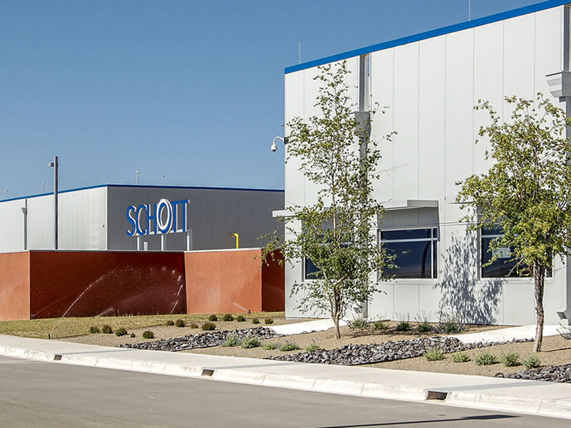 SCHOTT Solar Manufacturing | Richardson & Richardson Construction | Albuquerque, NM