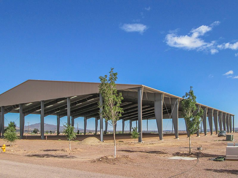 Socorro Rodeo Arena | Richardson & Richardson Construction