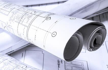 Construction blueprints | New Mexico general contractor